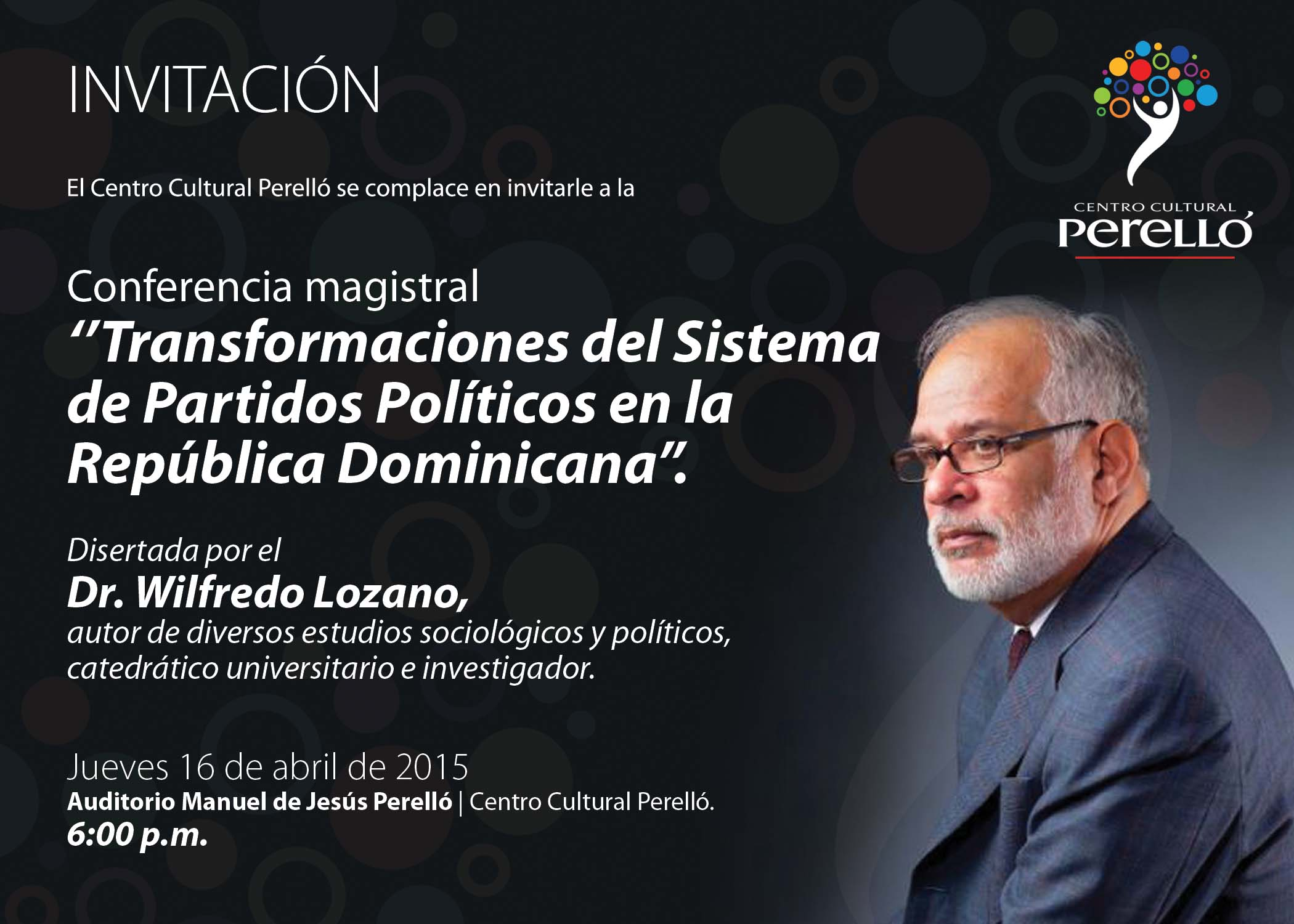 INVITACION conferrencia WILFREDO LOZANO web.
